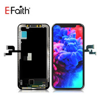 EFaith Flexible Oled Quality LCD Display For iPhone X Perfec...