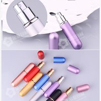 3 ml 3cc tragbarer Kunststoff Sprühflasche Flüssig Makeup Atomizer Pot Mini leere Kosmetik Make-up Container