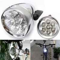 2020 وصول دراجة أضواء LED رئيس 3 خمر ريترو كلاسيكي دراجة أضواء الجبهة مصباح دراجة Headligh NEW اكسسوارات الدراجات