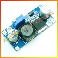 Freeshipping 50 stks / partij XL6009 BOOST MODULE DC-DC Power Modules Ultra Verstelbare Boost Regulator LM2577 DC-DC + -10000634