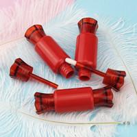 9ML 사랑스러운 사탕형 빈 명확한 립글로스 컨테이너에 대한 립스틱 샘플을,립밤이 맑은 다시 채울 수 있는 립밤을 병