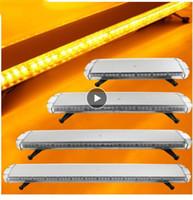 "30"" bis 72"" LED-Blitz Warnblitzleuchte bar Auto-LKW Tow Beacons Sicherheit Notfall Lightbar Bernstein Gelb"