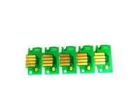 6pcs / Lot PFI102 circuito integrato della cartuccia di inchiostro per i serbatoi d'inchiostro della stampante Canon IPF510 iPF610 iPF710 iPF720 LP17 LP24