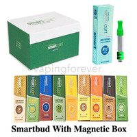 New Smartbud Smart Carts Vape Cartridges 1. 0ml Ceramic Coil ...