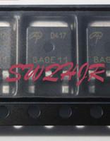 50pcs AOD417, D417 P-Ch Aperfeiçoamento Modo de transistor de efeito de campo, FET, MOSFET
