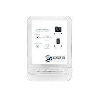 Portable 2 en 1 bipolaire RF quadripôle RF rides remover Face Lift Rajeunissement de la peau pour la maison et le salon