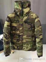 Winter cotton coat Canada brand down jacket brand mens Goose...
