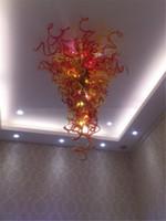 2019 Yeni Geliş Asma LED Ucuz Avizeler Işık Salon Dekoratif Kristal Sanat Tasarım kolye Lambalar