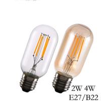 Ampoules LED 2W 4W B22 E27 LED Ampoule 220 V Vintage lampe à incandescence pour l'éclairage Quoi qu'il en soit
