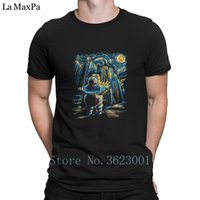 Customized Better Tee Shirt For Mens Van Goghstbusters T Shi...