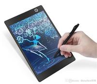 9,7 Zoll Farbe LCD-Schrift-Tablet elektronische Tafel Handwriting-Pad digitaler Zeichenbrett Bunte Grafik Tabletten ein Schlüssel klar DHL frei