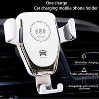 Explosion models Q12 car wireless charger car socket gravity...