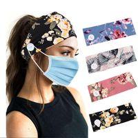 BAHT BUTLAR BUTTONLARI BAĞLANTILARI SAÇ BANDI GERÇEKTEN MASTERE Türban Headwraps Hemşireler, Doktorlar Sağlık İşçileri Kadın Kızlar JK2006XB