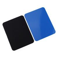 Silikon Karşıtı Isı Masa Mat Ofisi Yaratıcı Moda Mouse Pad Kaymaz Kupa Tutucu Yıkanabilir Dikdörtgen Placemat Mutfak Aksesuar VT0603