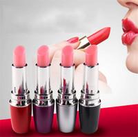 Rouge à lèvres Vibe, discret Mini Bullet Vibrator, Vibrant rouges à lèvres, Rouge à lèvres Jump Eggs, Sex Toys, Produits de sexe pour les femmes
