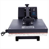 도매 무료 배송 38 x 38 조가비 열 프레스 티셔츠 디지털 전송 승화 기계