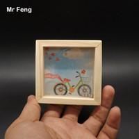 دراجة نمط الرصيد المتاهة سلسلة ألعاب الطفولة المبكرة ألعاب تعليمية لغز متاهة صغيرة (نموذج رقم B073)
