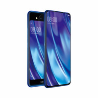 원래 VIVO NEX 듀얼 스크린 디스플레이 4G LTE 휴대 전화 10기가바이트 RAM 1백28기가바이트 ROM 스냅 드래곤 845AIE 옥타 코어 6.39 인치 12.0MP 얼굴 ID 휴대 전화