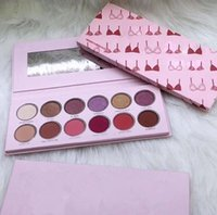 New Eye Makeup Valentine Day 12 Colors Eyeshadow Palette Mat...