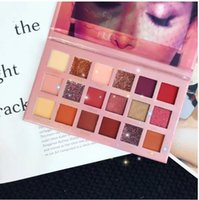 18Color Eyeshadow Palette High pigment with Mirror Makeup Me...