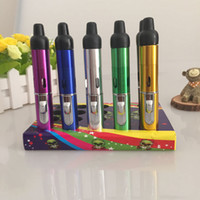 Новый стиль Vape Pen Pertable Vaporizer Light Click N Vape сухой травяной испаритель подкрадывается со встроенным ветрозащищенным горелкой зажигалка