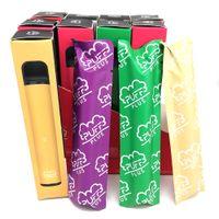 Puff Plus-Wegwerf-E-Zigaretten Pod Vape Pen Starter Kit Pre gefüllt 3,2 ml Pod Carts 550mAh Akku Puffplus Gerät Puff Bar Pods