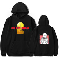 New Fashion One Punch Man Season 2 Hoodies Men Women Hooded ...