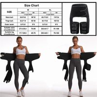 Women 3- In- 1 Waist Slim Thigh Trimmer For Weight Loss BuLift...