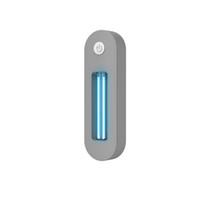 Tuvalet Şarj edilebilir Ultraviyole UV Sterilizatör Lambası UVC + Ozon Dezenfeksiyon Işık Tuvalet Dezenfeksiyon Ultraviyole Işık Morötesi C Li İçin