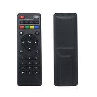Evrensel IR Android TV Kutusu için Uzaktan Kumanda H96 Pro / V88 / T95 Max / H96 Mini / T95Z Plus / TX3 X96 Mini Yedek Uzaktan Kumanda