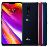 Gerenoveerde originele LG G7 ThinQ G710 Ontgrendeld mobiele telefoon OCTA CORE 4GB / 64GB 6.1Inch Dual Achter Camera 16 MP Enkele SIM 4G LTE