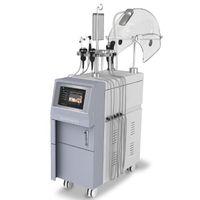 9 في 1 G882A الضغط العالي الأوكسجين آلة الوجه لتجديد الجلد مع مكركرنت BIO LED ضوء العلاج براءات الاختراع قناع RF بالموجات فوق الصوتية للتكنولوجيا