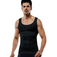Modernas do corpo dos homens Cintura Cincher Cincher Espartilho Corset Corretor Underwear Shaper Shaper Vest Emagrecimento Cabelo Barriga Compressão Shapewear para Masculino