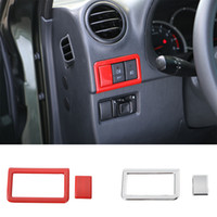 Fog Lamp Switch Decoration ABS Decoration Cover For Suzuki J...