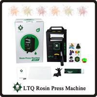 100% autentico KP1 KP-2 Rosin macchina della pressa da LTQ vapore KP1 Cera DAB Squeezer Temperatura regolabile strumento di estrazione Kit Presser DHL
