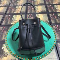Дизайнер-Новая мода Роскошная женщина сумки Крест сумки на ремне из натуральной кожи высокого качества тотализатор мешок Кожа коровья ведро мешок +20,5