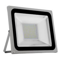 US Stock LED Light Light 100 W IP65 Wodoodporna, Reflektor, Ce i RoHS Certyfikowane Ochrony Outdoor Security Lights Garden Krajobraz Super Bright 110V