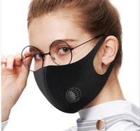 100pc Sponge Face Mask Dust Mask Filter PM2. 5 Air Pollution ...