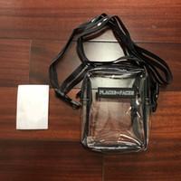 Места Лица Жизнь скейтборды Стилист Crossbody сумка P + F Mens женщин плеча сумку Новый Mini Cute Прозрачные сумки Посланника