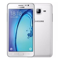 Восстановленное Оригинальный Samsung Galaxy On5 G5500 Quad Core 1.5GB RAM 8GB ROM Dual SIM-карты 5,0 '' 4G LTE Android Phone