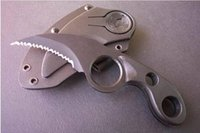 smith HRT karambit karambits garra garras faca 1pcs presente Hunting Folding Pocket Knife faca da sobrevivência Xmas PA