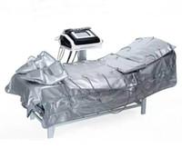 Precio de fábrica !!! Presoterapia Infrarroja Pressoterapia Drenaje Linfático Máquina Detox Presoterapia Máquina de Adelgazamiento de Belleza para Slae