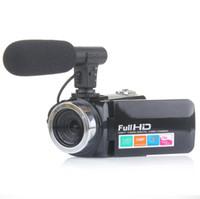 Câmera Digital Max 24MP 24 Milhões 18x Zoom AV Interface 3.0-LCD Sapato Sapato HD