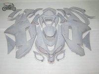 moto carénages Unpainted bodykit pour Kawasaki Ninja 2007 2008 ZX6R ZX636 07 08 ZX 6R Personnalisez votre propre repsol