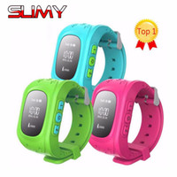 Slimy Kids GPS Smart Watch Baby Q50 Real GPS Location Finder...