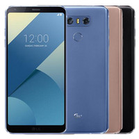 الأصل تجديد LG G6 زائد G6 + H870DSU المزدوج SIM 4G LTE 5.7 بوصة رباعية النواة 4GB RAM 128GB ROM مقفلة الهاتف الذكي الروبوت DHL 10PCS