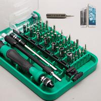 A chave de fenda magnética 9002 nova ajustou 45 em 1 ferramentas da chave de fenda da precisão