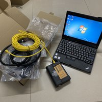 Strumento diagnostico BMW Laptop ICOM A2 con HDD 500 GB ISIS ISTA Set completo X200T Computer touch screen X200T