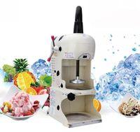 110 V 220 V Tayvanlı Tıraşlı Buz Makinesi Ticari Tıraş Dondurma Makinesi Elektrikli Popüler Kar Dondurma Makinesi