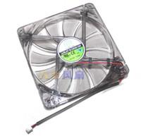 13.5 cm 135 * 135 * 25mm Ventilatore di alimentazione RL4T S1352512M 12V 0.28A (S1352512H DC12V 0.33A) Ventola di dissipazione del calore a due fili